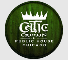Website Design For Bars Celtic Crown
