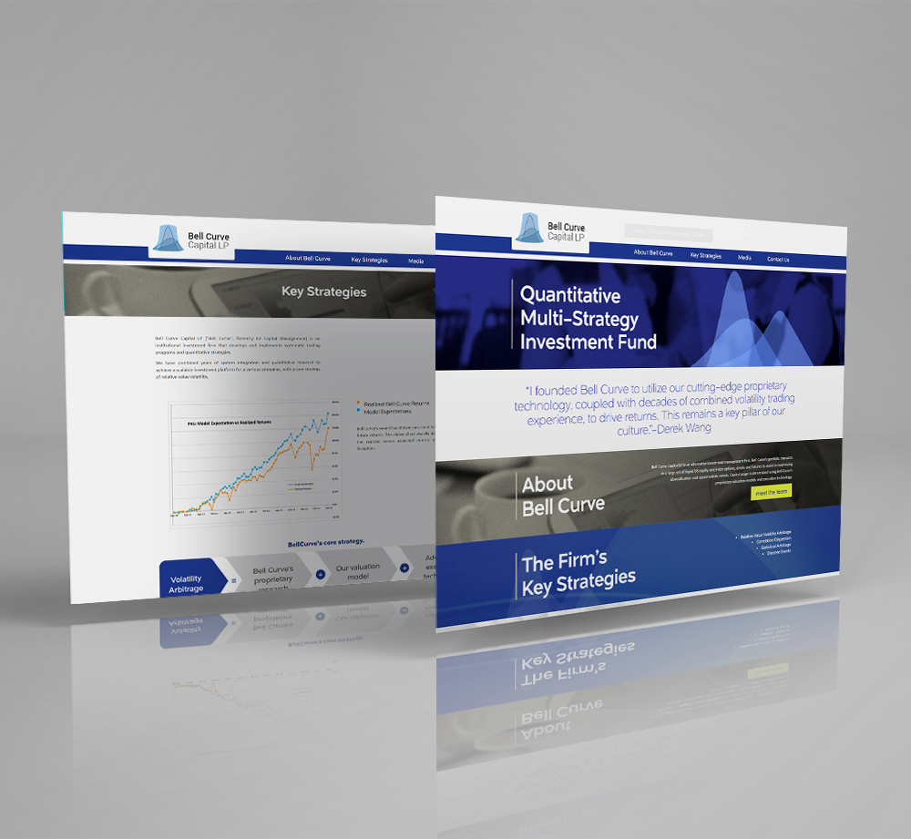 Web Design & Development For National Trading Firm - YourPortal